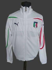 ITALIA Jacket National Football Team Puma Tracksuit Italy Soccer SzM