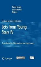 Lecture Notes in Physics Ser.: Jets from Young Stars IV : From Models to...