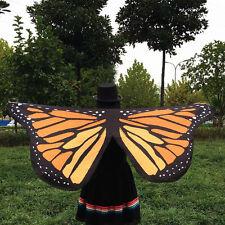 Alas De Mariposa Fiesta Exterior Hada mujer duende Accesorio de disfraz