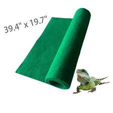 Blsmu Reptile Carpet,Terrarium Liner,Lizard Cage Liner,Chameleon Bedding,Igua.