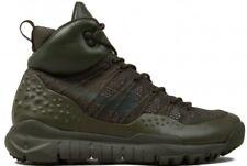 Nike ACG Lupinek Flyknit Hi Boots Uk 9 Khaki Sequoia Bnib Mens Trainers 862505