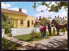 Black Creek Pioneer Village Toronto Canada The Daniel Flynn Home Postcard (P249)