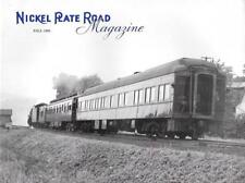 Nickel Plate Road Fall 85 Official Cars Pullman Clover Leaf Wheeling & Lake Erie