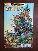 100th Anniversary Avengers #1 (2014) 9.2 NM Marvel Key Issue High Grade Special