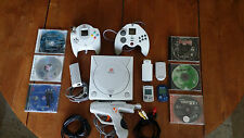 Sega Dreamcast Console Games & Accessories Controllers Gun Video Game System Lot