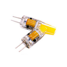 G4 Dimmable 3W 6W LED 12V AC DC COB Light High Quality Crystal Silicon Lamp Bulb