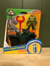 Imaginext Jurassic World ATV and Technician