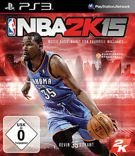 NBA 2K15 / 2015 für Playstation 3 PS3 | Basketball | NEUWARE | DEUTSCHE VERSION!