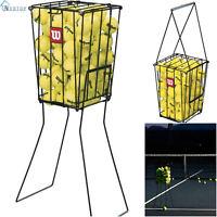 Wilson Tennis Ball Holder Portable Storage Tennis Ball Basket Pick Up Hopper NEW