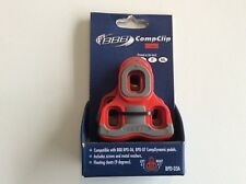 "BBB CompClip BPD-03A Cleats compatible with LOOK ""KEO"" and BBB Road Style Pedal"