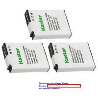 Kastar Replacement Battery for Nikon EN-EL12 ENEL12 & Nikon Coolpix S9700 Camera