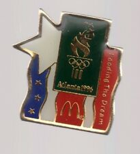 Olympic Pins 2012 London England Sponsor Mcdonalds Official Restaurant Palace Gd London 2012 Sports Memorabilia