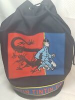 Tintin Herge Back Pack Duffle Bag
