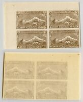 Armenia 1921 SC 294 mint block of 4 . rtb5558