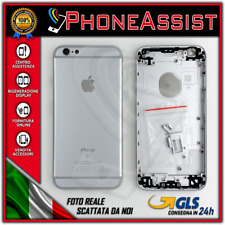 TELAIO SCOCCA POSTERIORE iPhone 6S BACK HOUSING Argento (Silver)
