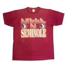 Ser todo lo que puede Camiseta de manga corta de Florida State Seminoles | Fútbol Americano