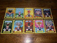 2011 GARBAGE PAIL KIDS FLASHBACK SERIES 2 FB2 ADAM MANIA SUBSET 10 CARDS NM