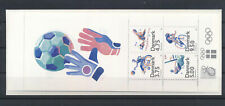 LM81525 Denmark disabled people sports booklet MNH