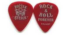 SCORPIONS 2014 Forever Tour Guitar Pick!!! JAMES KOTTAK custom concert stage #2