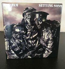 THE JAM JAPAN MINI EMPTY PROMO BOX SETTING SONS NO CDS