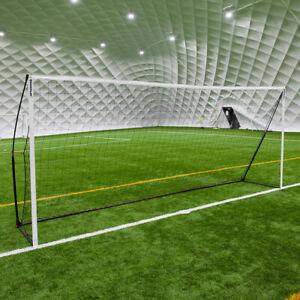 Kickster Academy 16' x 7' Ultra Portable Football Goal