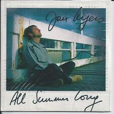 JAN LEYERS - All summer long CD SINGLE 2TR CARDSLEEVE 2001 (SOULSISTER)