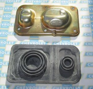 1971-1990 Chevrolet Truck & GMC Master Cylinder Cover & Diaphragm.