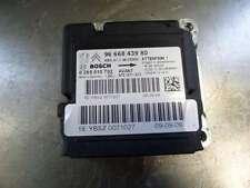 Peugeot 207 airbag module reset service | crash data reset