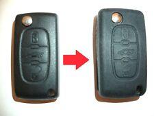 Silicone Caso chiave cover per CITROEN C3 C4 C5 C8