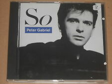 PETER GABRIEL -So- CD
