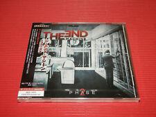 4B THE END MACHINE PHASE II WITH BONUS TRACK GEORGE LYNCH JAPAN CD