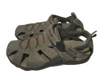 Teva Deacon #6968 Mens Sport Hiking Water Shoes Sandals Brown Sz 11