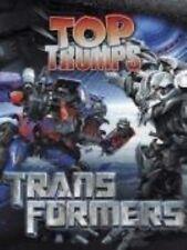 "Very Good, ""Transformers"" (Top Trumps), Furman, Simon, Book"