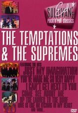 Ed Sullivan's - The Temptations & The Supremes DVD NEW