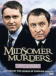 MIDSOMER MURDERS - THE COMPLETE SET THREE -5 DISCS - VERY GOOD
