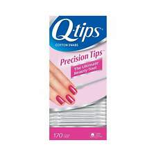 NEW Q-Tips - Cotton Swabs - Precision Tips - 170 Ct