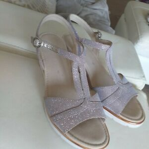 Gabor wedge sandals 5