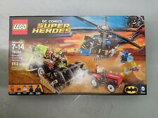 LEGO 76054 DC Comics Super Heroes- Batman: Scarecrow Harvest of Fear Rare New