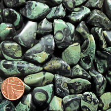 1 x kambamba Jasper Nebula Piedra tumblestone curación Chakra Focus energía Cristal