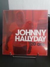 Clip Johnny Hallyday, 20 Ans, vidéo et Paroles de chanson