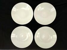 "Set of 4 Japanese Rice Bowls / Sake Cups? Hand Painted Porcelain 6"" Diameter"