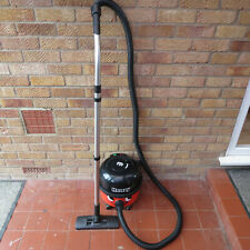 Numatic Henry Cylinder Vacuum Cleaner HVR200A Twin Speed Red / Black 1200W ref A