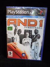 And 1 Streetball nuevo para playstation 2