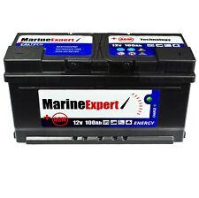 Barca BATTERIA 100ah AGM barca approvvigionamento Batteria batteria di avviamento Batteria 12v