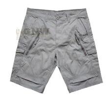 ARMANI Cotton Cargo, Combat Shorts for Men