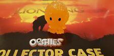 Woolworths Woolies Ooshies Disney The Lion King Orange Sunset Simba Ooshie Rare