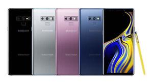 Samsung Galaxy Note9 SM-N960 128gb Cricket Verizon T-mobile AT&T Sprint Unlocked