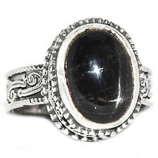 Black Star 925 Sterling Silver Ring Jewelry s.6 BSTR8