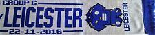 Leicester Football Scarf / Scarves