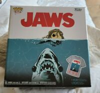 Funko POP! and Tee: Jaws Great White Shark (Bloody) Target Exclusive Size XL Tee